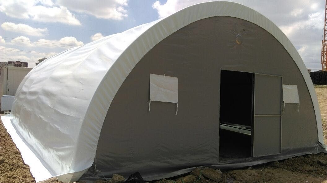 Tents with Elliptic Models